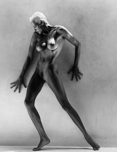Greg Gorman, 'Brigitte Nielson Standing : L.A. ', 1988