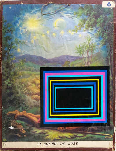 Jorge Cabieses, 'El sueño de Jose, de la serie Transfiguraciones', 2016