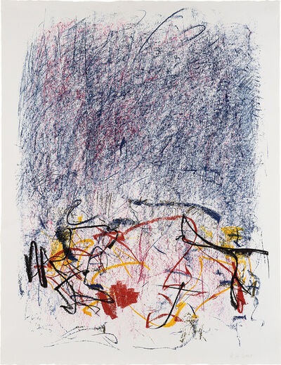 Joan Mitchell, 'Bedford I, from Bedford Series', 1981