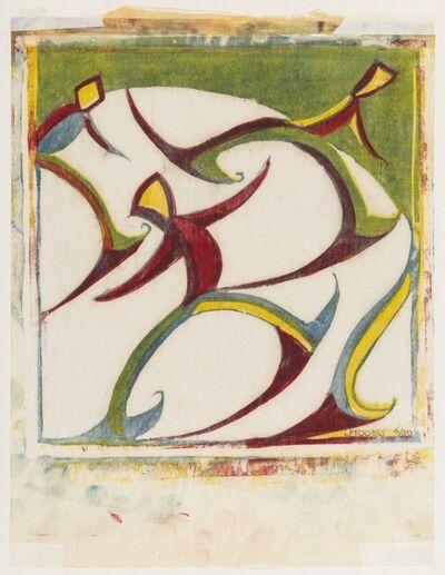 Ursula Fookes, 'Skaters', 1930