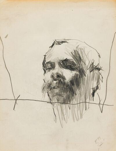 Ed Bereal, 'Untitled (Self Portrait) EB-21', 1958-1965