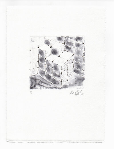 Adeline de Monseignat, 'Bleeding Quarry 1', 2015