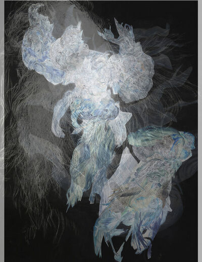 Hedwig Brouckaert, 'Illusive Flesh of Light (XXIII) ', 2015
