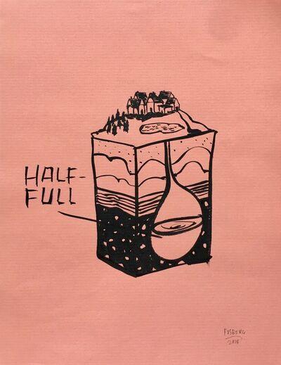 Lora Fosberg, 'half full', 2018