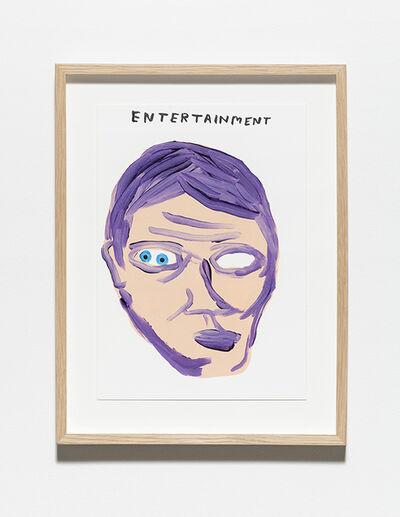 David Shrigley, 'Untitled (Entertainment)', 2019
