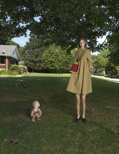 Julie Blackmon, 'Tall Girl ', 2021