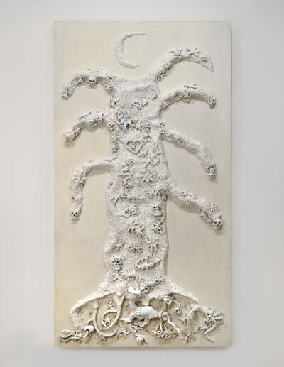 Niki de Saint Phalle, 'White Tree', 1972