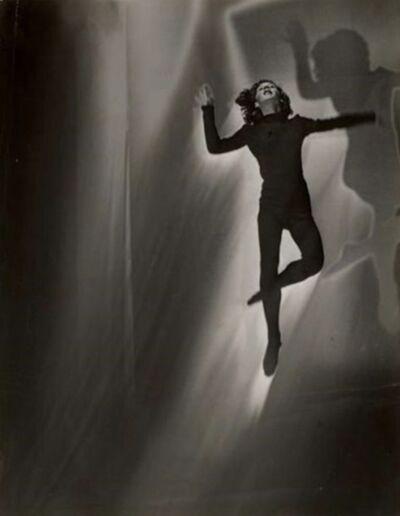 Maurice Tabard, 'Danseuse, Solarisation', 1948