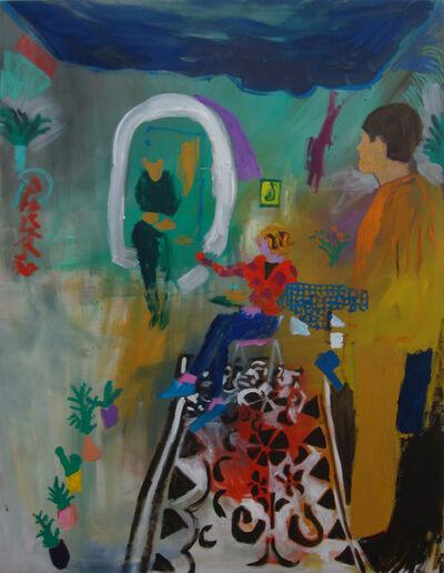 Tanja Ritterbex, 'Heavy Arabs', 2015