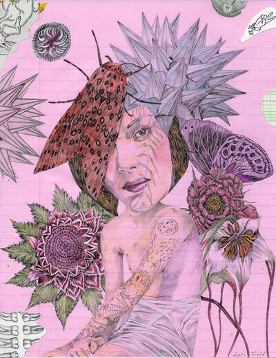 Lori Field, 'Edith Prickly', 2020