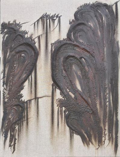 Kim Jong-Ku, 'Iron Powder painting ', 2016