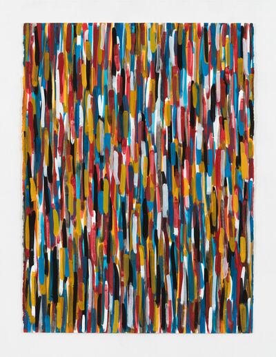 Sol LeWitt, 'Short Vertical Brushstrokes', 1994