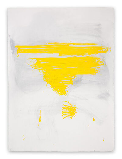 Jill Moser, '1.20 (Ref 09) (Abstract Expressionism painting)', 2009