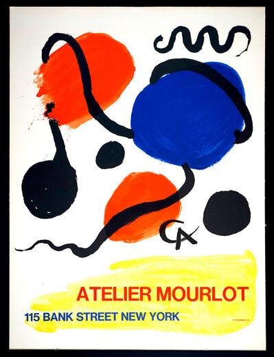 Alexander Calder, 'Atelier Mourlot Calder, 115 Bank Street, 1967', 1967