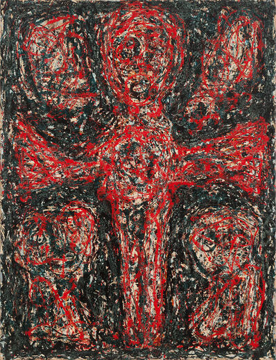 Alfonso Ossorio, 'Advent #1', ca. 1951