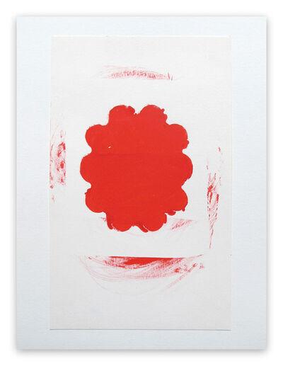 Daniel Göttin, '016 Nr. 2, 2018 (Abstract painting)', 2018