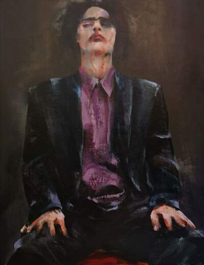 Lita Cabellut, 'Frida Kahlo 31', 2012