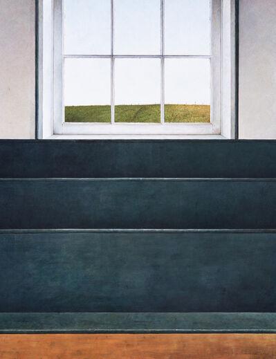 John Ballantyne, 'Waiting in Silence', 2018