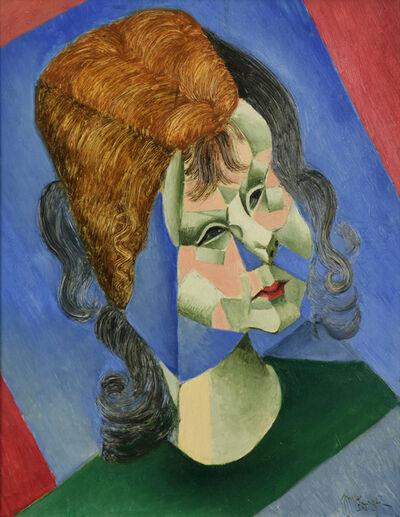 Jean Metzinger, 'Odette, Fille de l'Artiste', ca. 1914