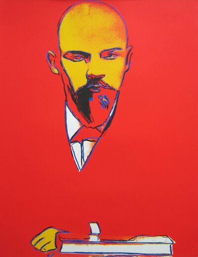 Andy Warhol, 'Red Lenin (F&S II.403)', 1987