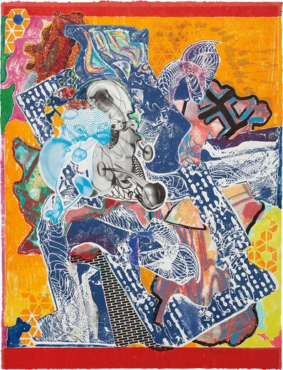 Frank Stella, 'Ain Ghazal Variation, from Near East (A. & K. 259)', 1999