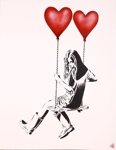 JPS, 'Balloon Girl', 2013