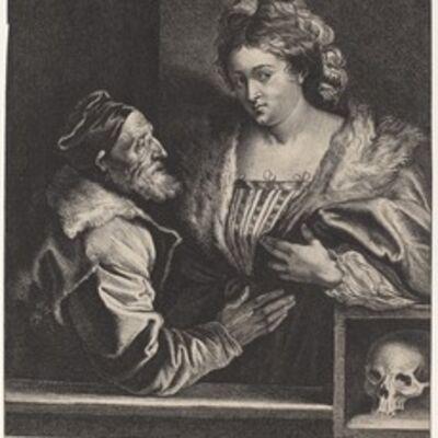 Anthony van Dyck, 'Titian's Mistress'