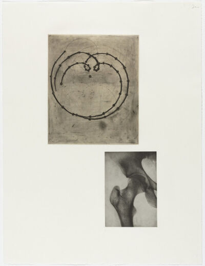 Terry Winters, 'Fourteen Etchings 11', 1989