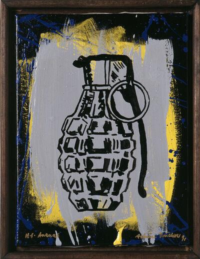 Achim Duchow, 'U.S. Ananas (U.S. Pineapple)', 1991