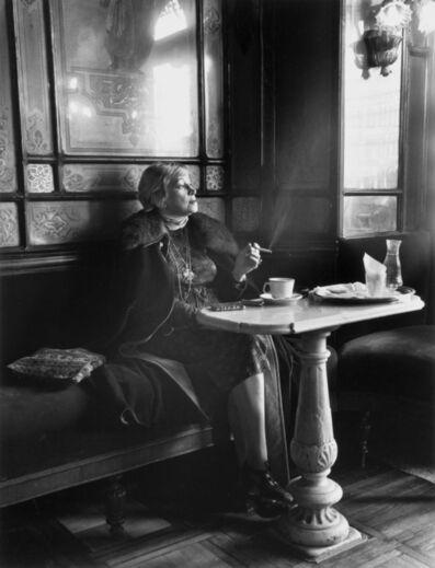 Evelyn Hofer, 'Cafe Florian, Venice', 1977