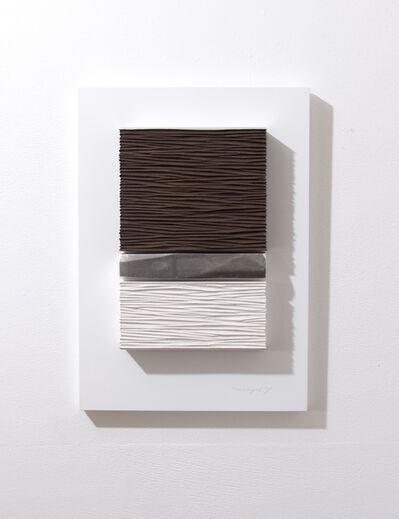 Masayuki Tsubota, 'the wall of self (YT-1189)', 2018