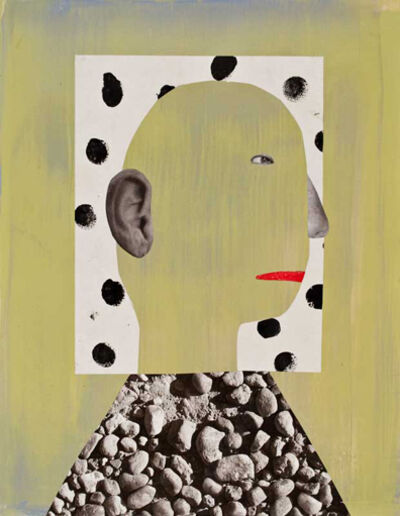 Holly Roberts, 'Man With Spots', 2015