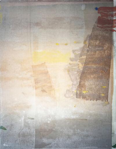 Helen Frankenthaler, 'Monoprint V', 1981