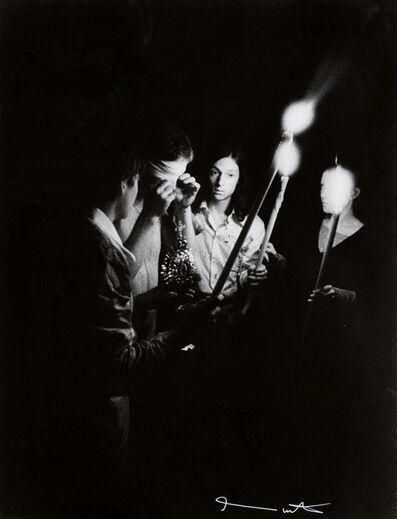 Hermann Nitsch, 'Aktion n.50 by Mario Parolin', 1975
