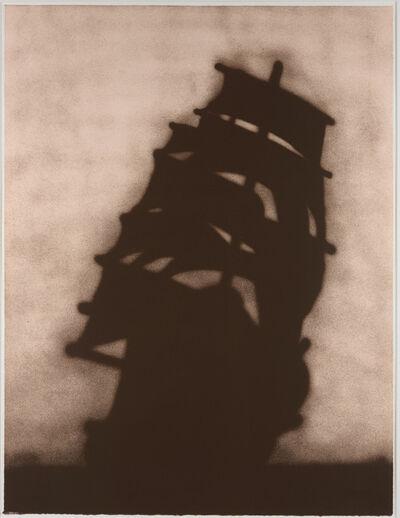 Ed Ruscha, 'Ship', 1986