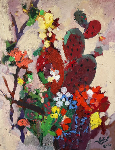 Mohamed Abla, 'Cactus 25', 2020