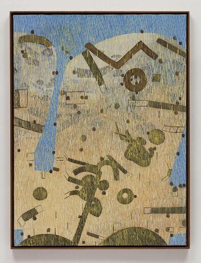 Lee Mullican, 'El Centro', 1958