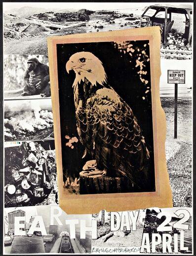 Robert Rauschenberg, 'Earth Day ', 1970