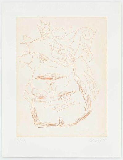 Georg Baselitz, 'Lucio Fontana', 2018