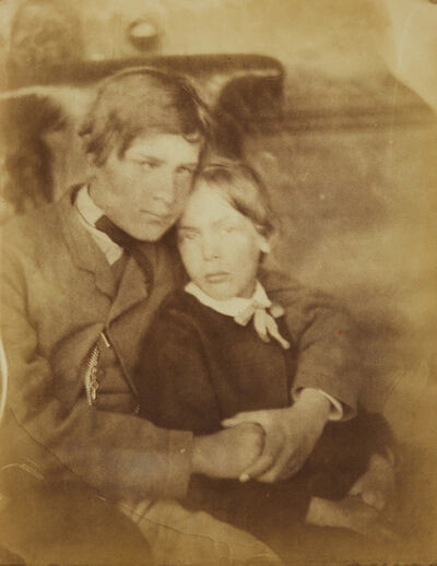 Julia Margaret Cameron, 'Selected Images of Two Brothers', 1860s