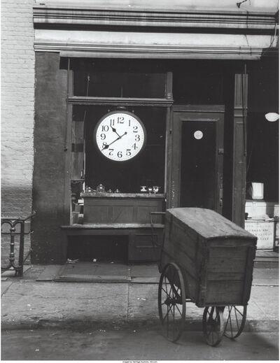 Berenice Abbott, 'Christopher Street Shop', 1948