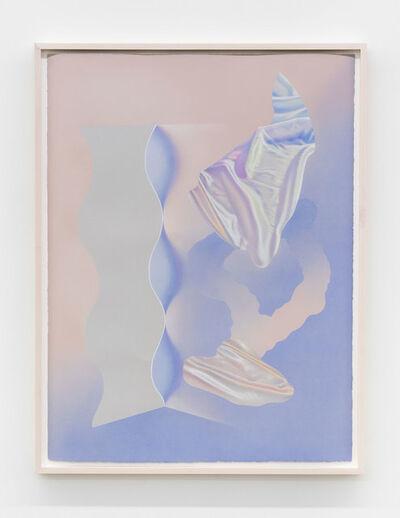Maude Corriveau, 'Drapés bimorphiques', 2021