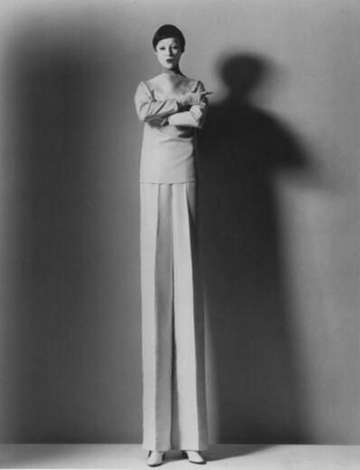Horst P. Horst, 'Tall Fashion, New York', 1963