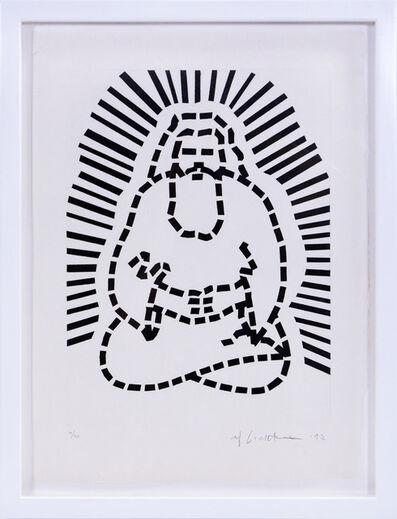 Roy Lichtenstein, 'Passage du Nord-Ouest, from La Nouvelle Chute de l'Amérique', 1992