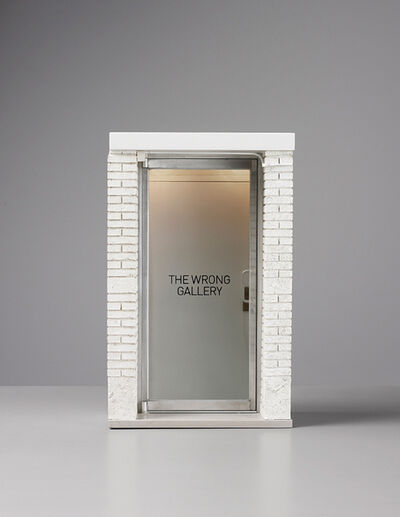 Maurizio Cattelan, 'The 1:6 Scale Wrong Gallery', 2006