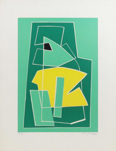 Alberto Magnelli, 'La Ferrage n. 2', 1970