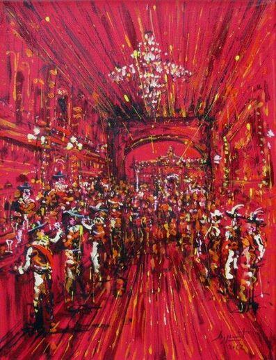 Jazzamoart, 'EL Bob de Rembrandt', 2012