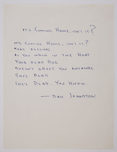 Daniel Johnston - 25 Artworks, Bio & Shows on Artsy