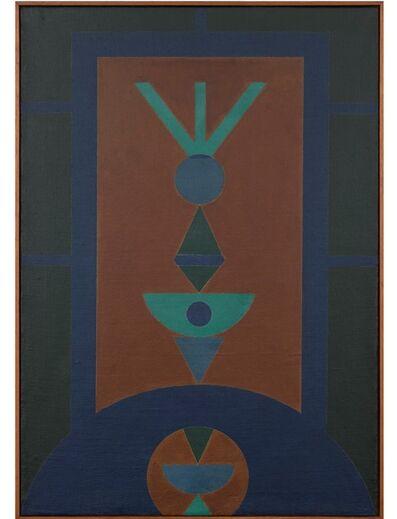 Rubem Valentim, 'Composition ',  1962