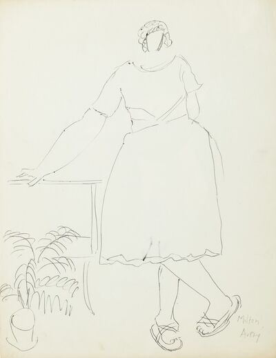 Milton Avery, 'Untitled', ca. 1950